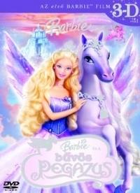 Barbie és a bűvös pegazus DVD