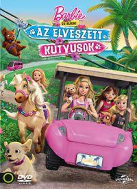 Barbie és húgai: Az elveszett kutyusok DVD