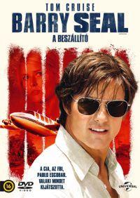 Barry Seal: A beszállító DVD