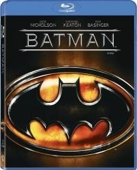 Batman 1. (1989) Blu-ray