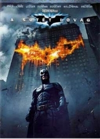 Batman: A sötét lovag DVD