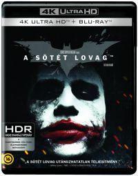 Batman - A sötét lovag (4K Ultra HD (UHD) + BD) *Import-Idegennyelvű borító* Blu-ray