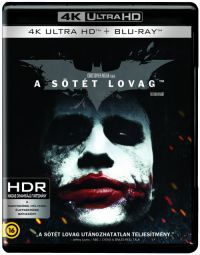 Batman - A sötét lovag (4K Ultra HD (UHD) + BD) Blu-ray