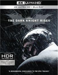 Batman - A sötét lovag - Felemelkedés (4K Ultra HD (UHD) + BD + bónusz BD) Blu-ray