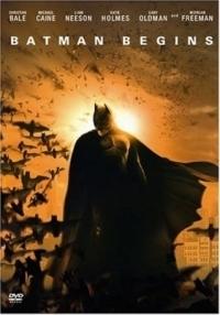 Batman: Kezdődik! DVD