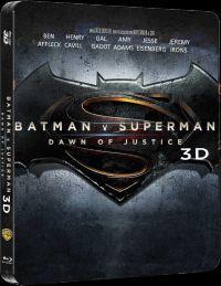 Batman Superman ellen - Az igazság hajnala *Bővített kiadás* 2D és 3D Blu-ray