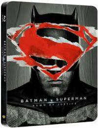 Batman Superman ellen - Az igazság hajnala *Steelbook* *24135* Blu-ray