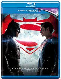 Batman Superman ellen - Az igazság hajnala Blu-ray