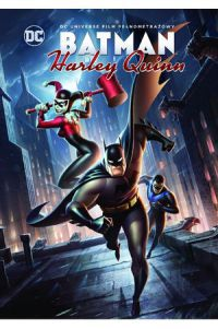 Batman és Harley Quinn DVD