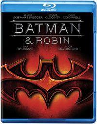 Batman és Robin Blu-ray
