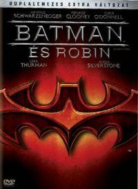 Batman és Robin DVD
