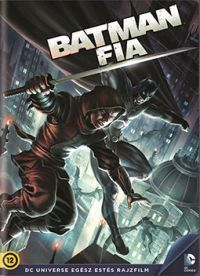 Batman fia DVD