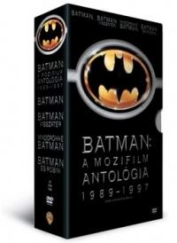 Batman visszatér DVD