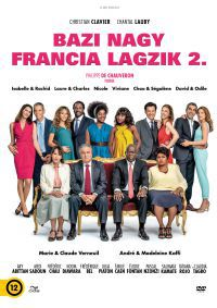 Bazi nagy francia lagzik 2. DVD