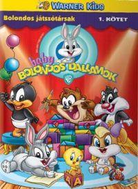 Bébi bolondos dallamok DVD