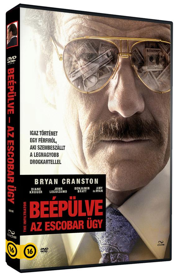 Beépülve: Az Escobar ügy DVD