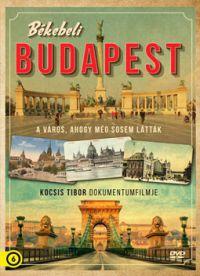 Békebeli Budapest DVD