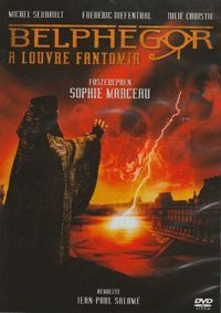 Belphégor, a Louvre fantomja DVD