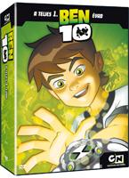 Ben 10 DVD