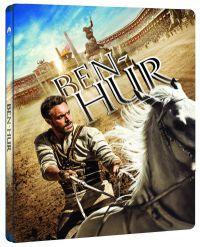 Ben Hur (2016) - limitált, fémdobozos változat (steelbook) Blu-ray