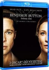 Benjamin Button különös élete Blu-ray