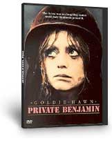 Benjamin közlegény DVD