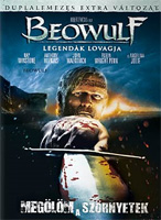 Beowulf - Legendák lovagja DVD