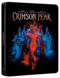 Bíborhegy - limitált, fémdobozos változat (steelbook) Blu-ray