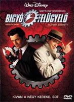 Bigyó felügyelő DVD