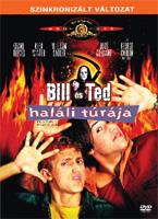 Bill és Ted haláli túrája DVD