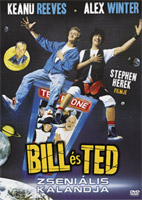 Bill és Ted zseniális kalandja DVD