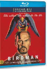 Birdman avagy (a mellőzés meglepő ereje) Blu-ray