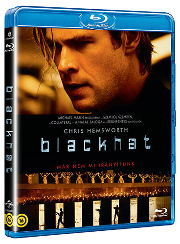 Blackhat Blu-ray