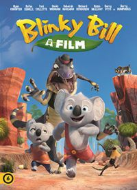 Blinky Bill - A film DVD