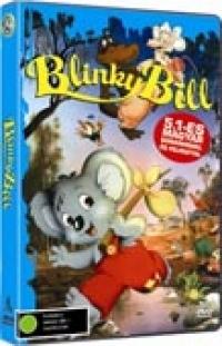 Blinky Bill kalandjai DVD