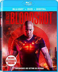 Bloodshot Blu-ray