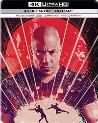 Bloodshot (4K UHD + Blu-ray) - limitált, fémdobozos változat (steelbook) Blu-ray
