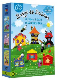 Bogyó és Babóca - 13 mese DVD