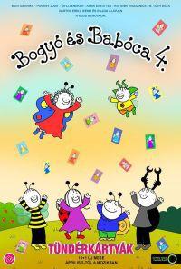 Bogyó és Babóca 4. - Tündérkártyák DVD