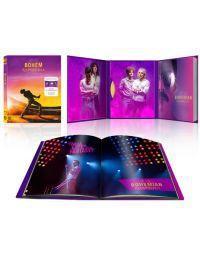 Bohém rapszódia *Limitált, digibook változat* Blu-ray