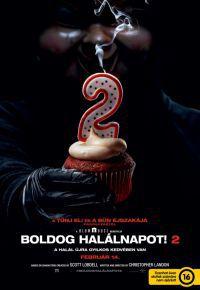 Boldog halálnapot! 2. DVD
