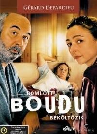 Bomlott Boudu beköltözik DVD