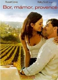 Bor, mámor, Provence DVD
