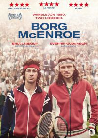 Borg/McEnroe DVD