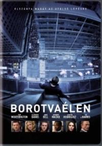 Borotvaélen DVD