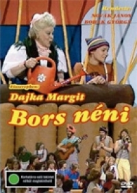 Bors néni DVD