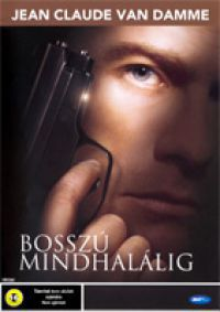 Bosszú mindhalálig DVD