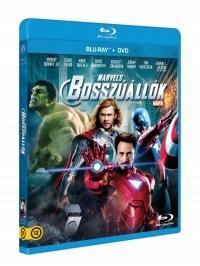 Bosszúállók Blu-ray