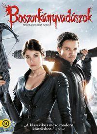 Boszorkányvadászok DVD