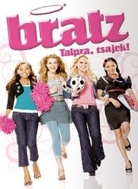 Bratz - Talpra, csajok DVD